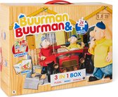 Buurman & Buurman 3 in 1 Box (Puzzel+Memo+Domino) - Buurman en Buurman