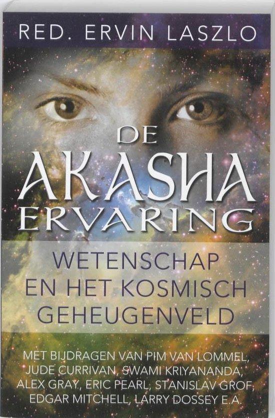 Boek cover De Akasha-ervaring van Ervin Laszlo (Paperback)