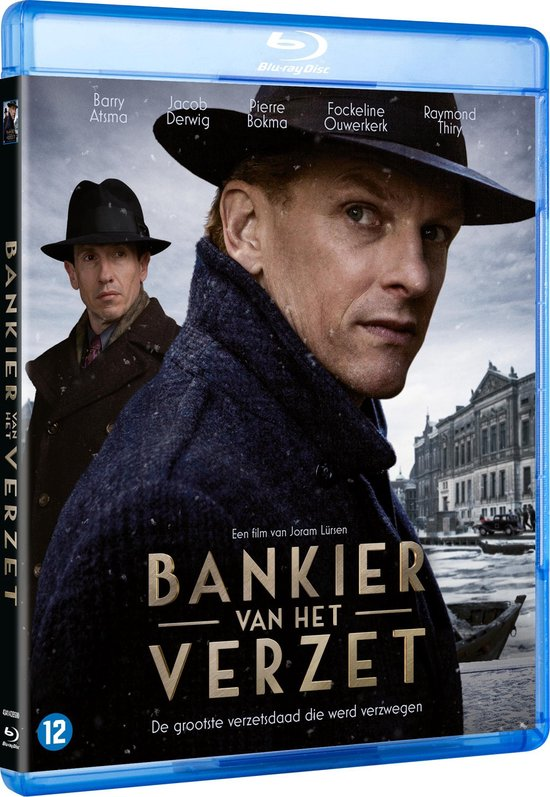 Bankier van het Verzet (Blu-ray)