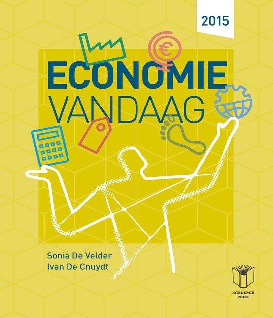 Economie vandaag 2015 - Ivan De Cnuydt |
