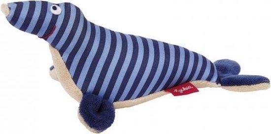 Pluche zeehond knuffel 19 cm