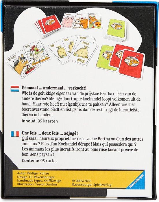 Ravensburger Koehandel - Kaartspel
