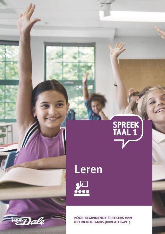 SpreekTaal 1 Leren