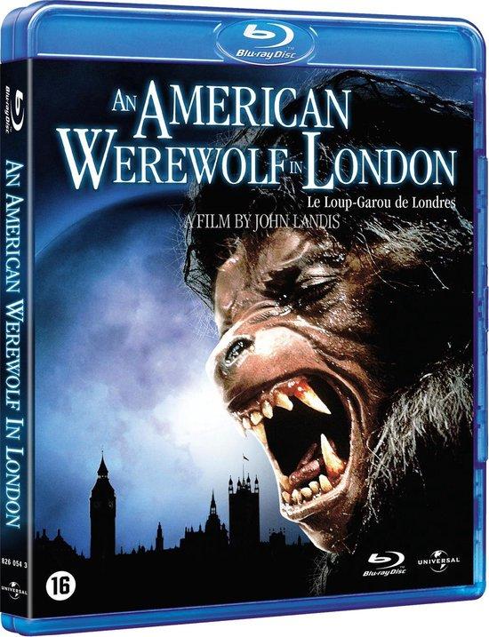 Cover van de film 'American Werewolf In London'