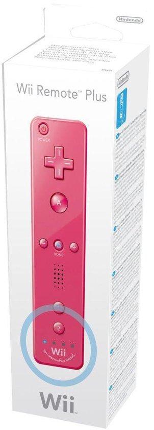Nintendo Wireless Controller Roze Wii - Nintendo