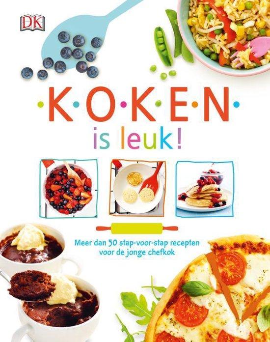 Koken is leuk! - Diverse auteurs | Readingchampions.org.uk