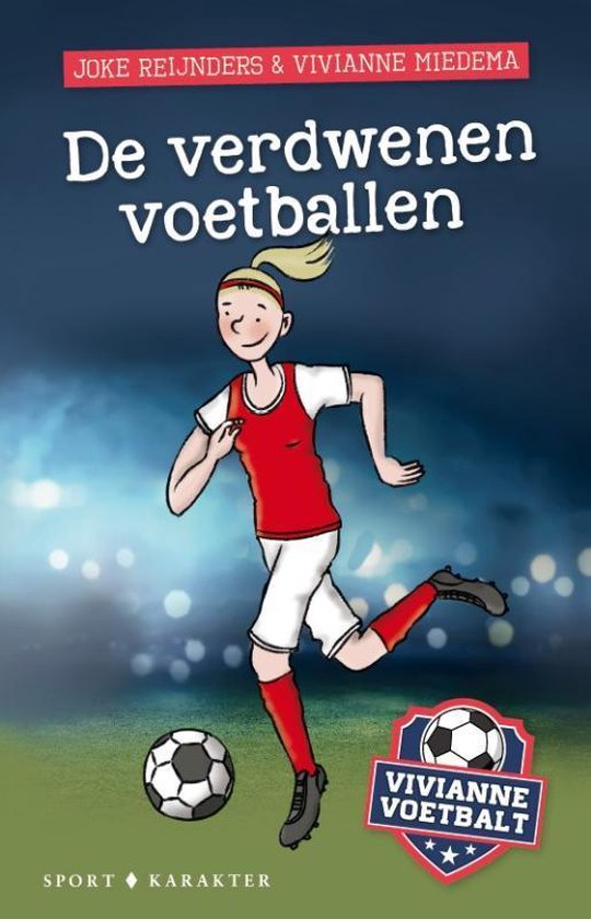 Vivianne voetbalt - De verdwenen voetballen - Vivianne Miedema |