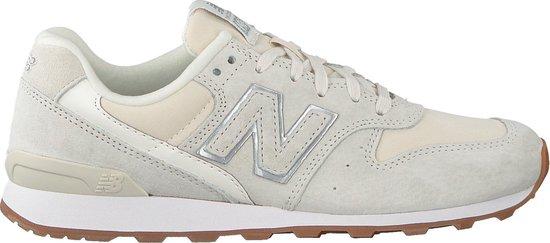 bol.com | New Balance Dames Sneakers 996 Wmn - Beige - Maat 41+