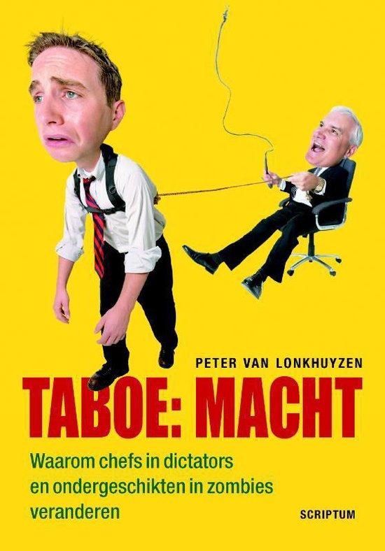 Taboe macht - Peter van Lonkhuyzen |