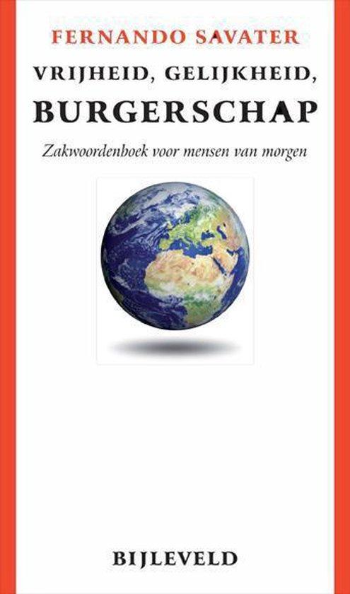 Vrijheid, gelijkheid, burgerschap - Fernando Savater | Readingchampions.org.uk