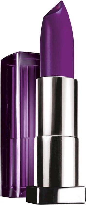 Bol Com Maybelline Color Sensational 365 Plum Passion Paars Lippenstift