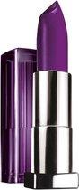 Maybelline Color Sensational - 365 Plum Passion - Paars - Lippenstift