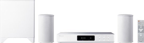 Pioneer FAYOLA 2.1 Wireless Systm White (uitlopend)