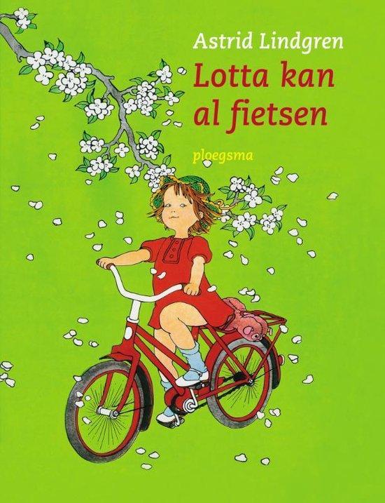 Lotta kan al fietsen - Astrid Lindgren |