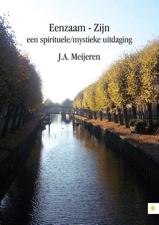 Eenzaam Zijn, Een Spirituele/Mystieke Uitdaging - J.A. Meijeren |