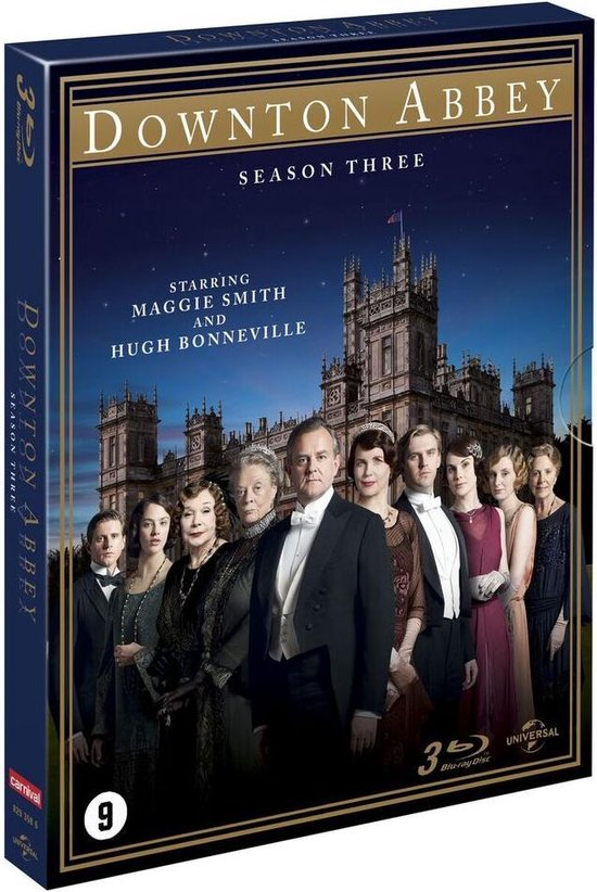 Downton Abbey - Seizoen 3 - Tv Series