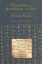 Classics Of Buddhism And Zen Vol 2