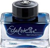 Pelikan Edelstein - Inktpot - 50 ml - Topaz (cyaan)