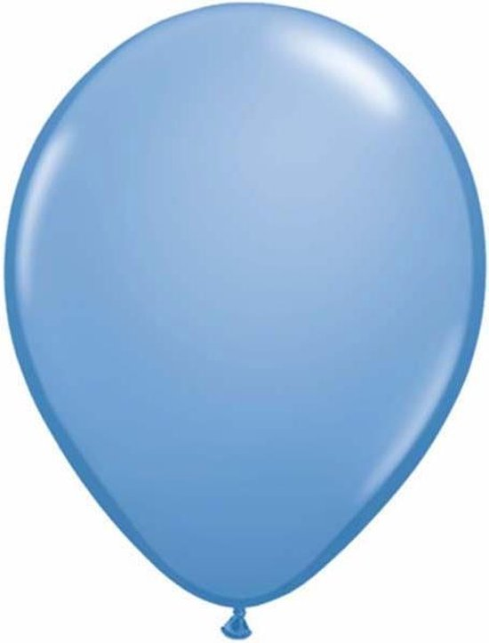 Qualatex ballonnen 100 stuks Periwinkle