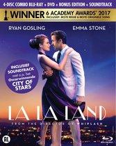 La La Land (Blu-ray + DVD + Soundtrack + Bonus-disc) (Limited Edition)