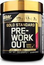 Optimum Nutrition Gold Standard Pre-Workout - 30 servings - Pink lemonade