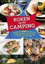 Boek cover Koken op de camping van Cara Frost-Sharratt (Paperback)