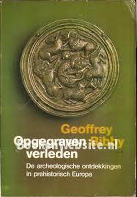 Boek cover Opgegraven verleden van L.P. Louwe Kooijmans (Onbekend)