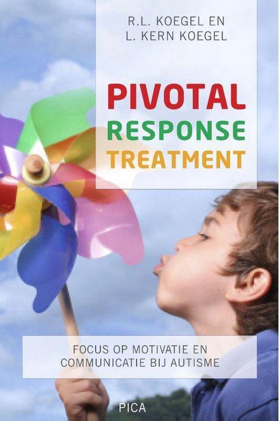 Pivotal response treatment - R.L. Koegel |