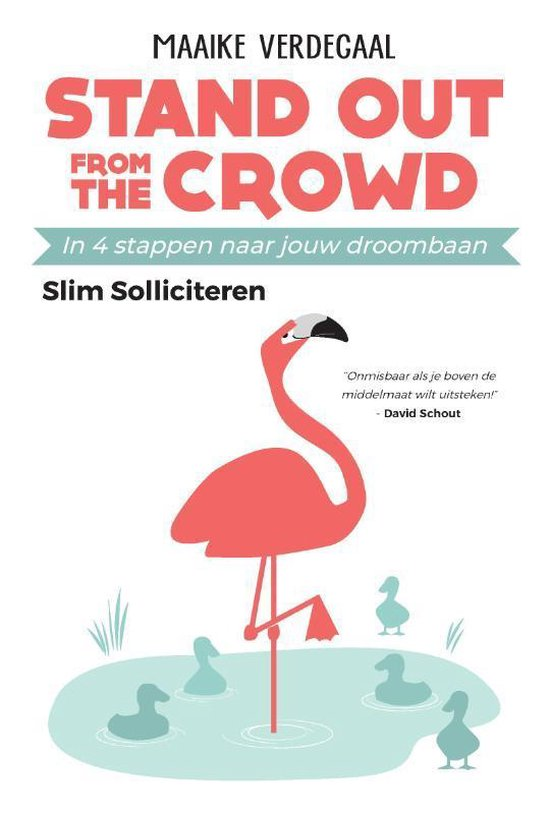 Stand out from the Crowd - Maaike Verdegaal | Readingchampions.org.uk