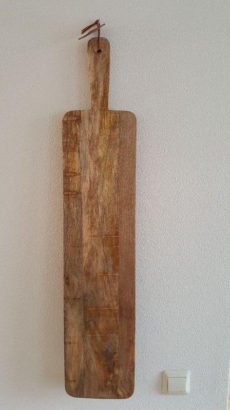 Varios Tapasplank XXL - Rechthoek - Hout - 100 x 20 cm
