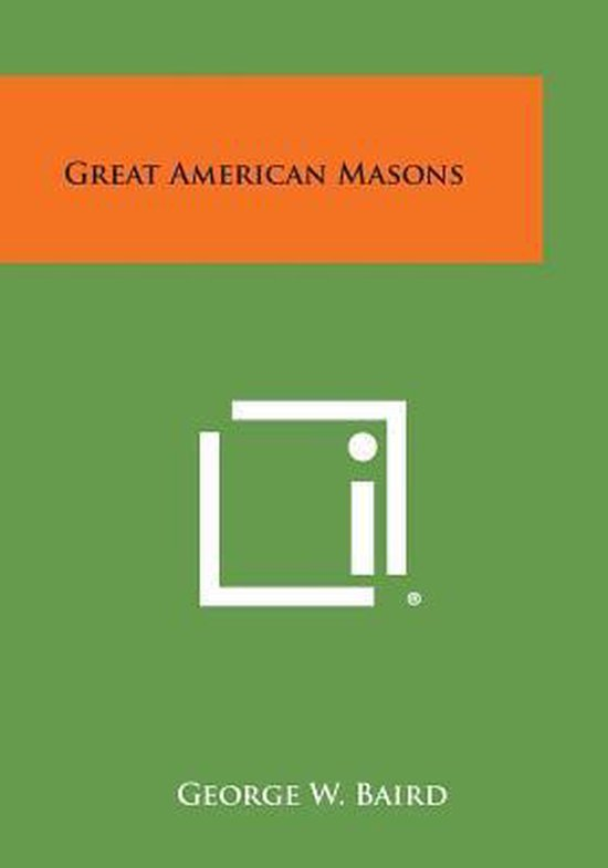Great American Masons