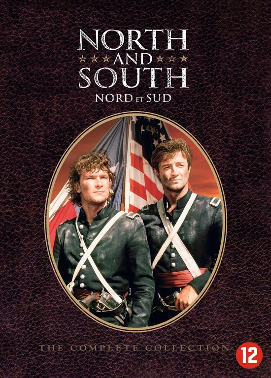 Cover van de film 'North & South'