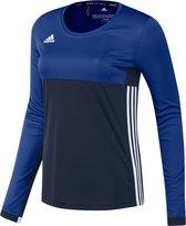 | Adidas T16 Climacool Long Sleeve Tee Women Navy