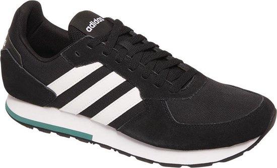 | adidas Heren Zwarte 8K Maat 42
