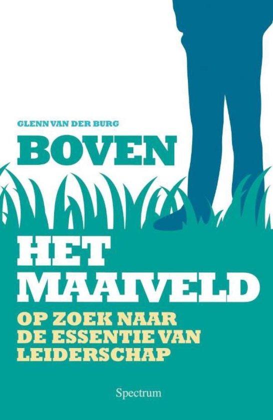 Boven het maaiveld - Glenn Van Der Burg |