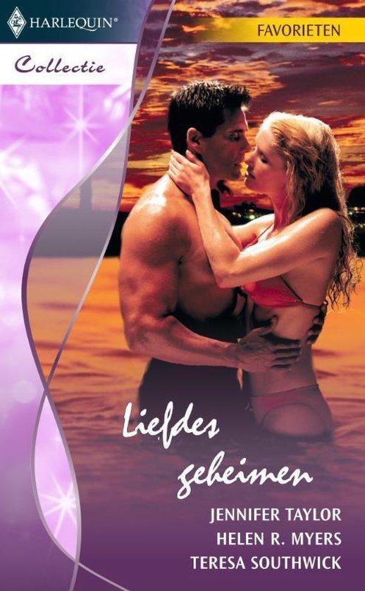 Liefdesgeheimen: Pijnlijk geheim / Wilde geruchten / Goed bewaard geheim - Collectie Favorieten 315, 3-in-1 - Jennifer Taylor pdf epub