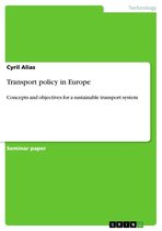 Transport policy in Europe
