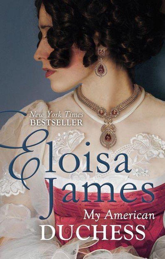 Boek cover My American Duchess van Eloisa James (Onbekend)