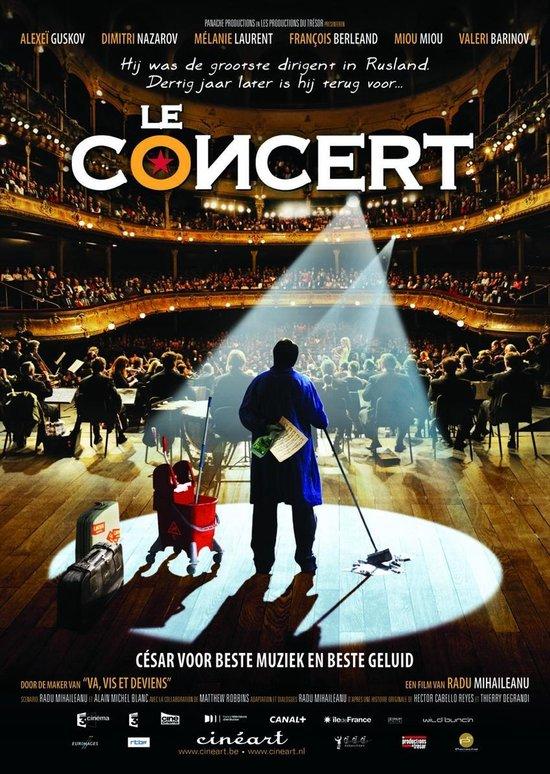 Cover van de film 'Le Concert'