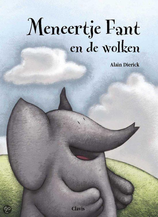 Meneertje Fant En De Wolken - Alain Dierick | Readingchampions.org.uk