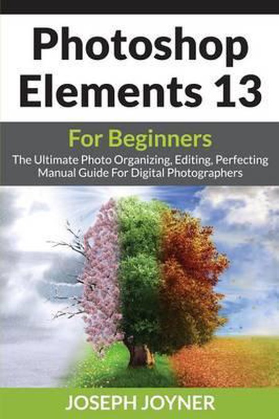 Photoshop Elements 13 For Beginners