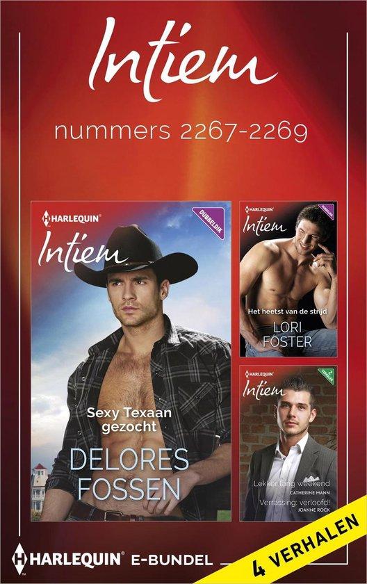 Intiem e-bundel nummers 2267-2269 (4-in-1) - Delores Fossen |