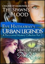 Omslag Urban Legends: An Eve Hathaway's Paranormal Mystery Collection Part 2