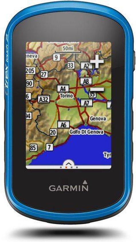 Garmin eTrex Touch 25 West-Europa