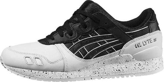Asics Sneakers Gel Lyte Iii Zwart/wit Heren Maat 36