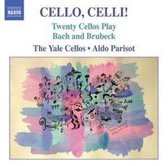 Cello,Celli ! : Bach & Brubeck