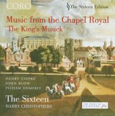The King's Musick/Music From The Chapel Royal