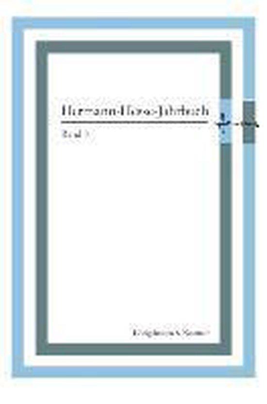 Hermann-Hesse-Jahrbuch 8