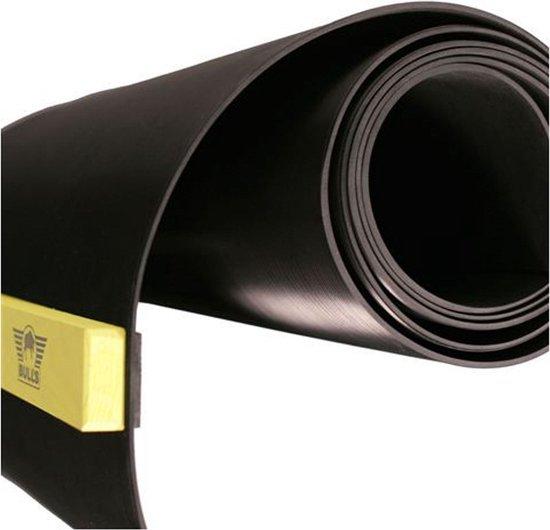 Bull's Dartmat - zwart - smal 60 cm