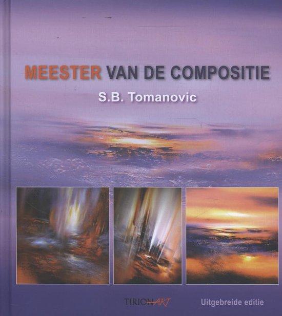 Cover van het boek 'Meester van de compositie'